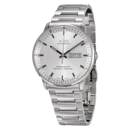 Commander II Automatic Silver Dial Mens Watch M021.431.11.031.00