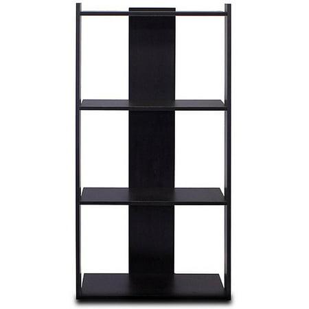 Furinno 11075EX Hidup Tropika Tall Ladder Shelf
