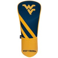 West Virginia Mountaineers Individual Driver Headcover