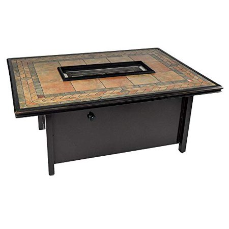 Western Pacific Fire Pit Table Gas Outdoor 50