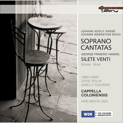 Soprano Cantatas