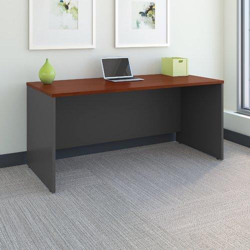 Bush Business Furniture Series C 66W x 30D Office Desk