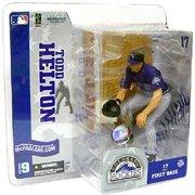 McFarlane MLB Sports Picks Series 9 Todd Helton Action Figure [Purple Jersey Gray Pants Variant]