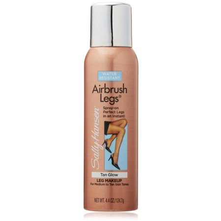 Sally Hansen Airbrush Legs Leg Makeup, Tan Glow 4.40 oz