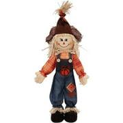 Standing Scarecrow Fall Harvest Halloween Decoration