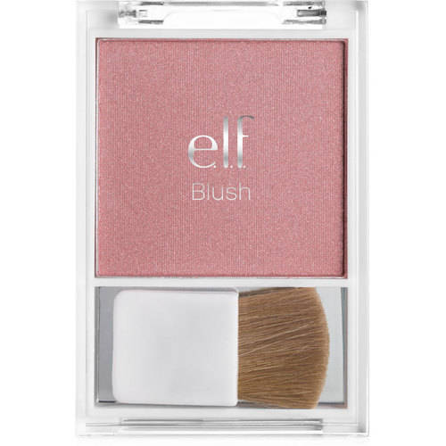 e.l.f. Blush with Brush, Shy, 0.21 oz
