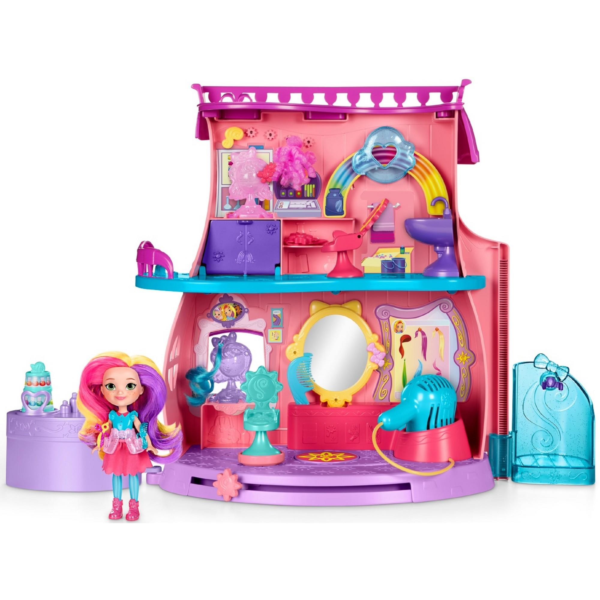 Nickelodeon Sunny Day's Fan-tastic Salon Playset Only $29.88