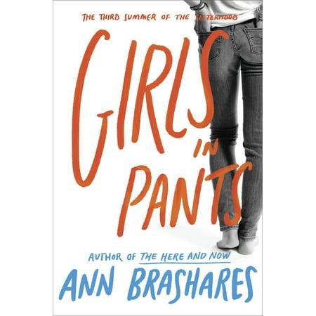 Girls in Pants: The Third Summer of the Sisterhood (Girl In Blue By Ann Rinaldi)