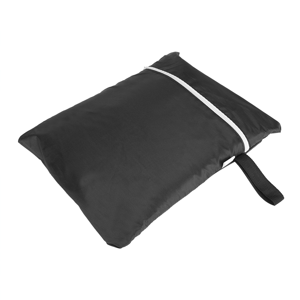 145 CM BBQ Cover Outdoor Waterproof Barbecue Covers Garden Patio Grill Protector