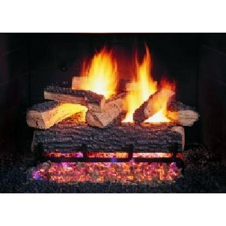 30 Inch Golden Blount Fresh Cut Split Series Gas Logs Logs Only