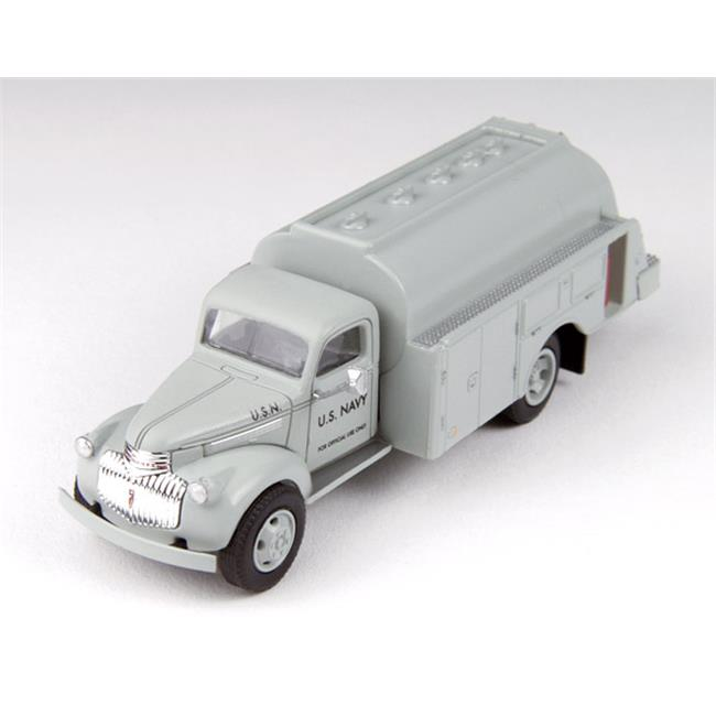 CMW CMW30468 US Navy - 1941-46 Chevrolet Tank Model Truck - image 1 of 1