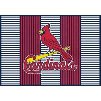 St. Louis Cardinals Imperial 4' x 6' Champion Rug