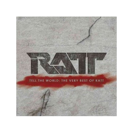 Tell the World: The Very Best of Ratt (CD) (Best Jewelers In The World)