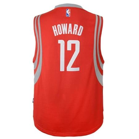 Dwight Howard Houston Rockets Youth Road Swingman Jersey (Red) by
