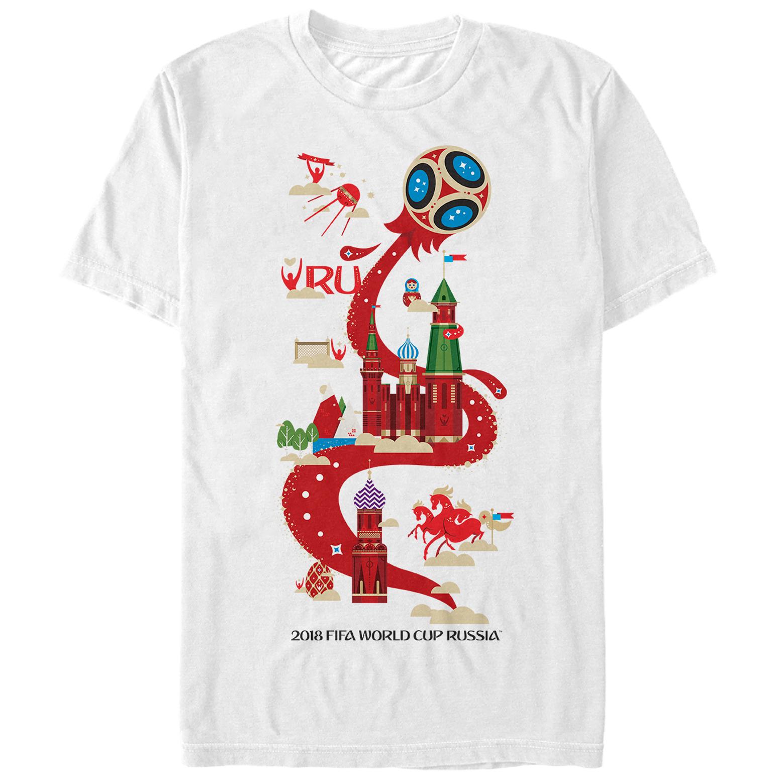 fd356f82c0fadd Fifa World Cup T Shirts