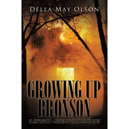 Growing up Bronson - eBook (Action Bronson Halloween)