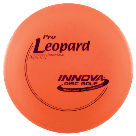 Innova Pro Leopard 173-175g Fairway Driver Golf Disc [Colors may vary] - 173-175g ()