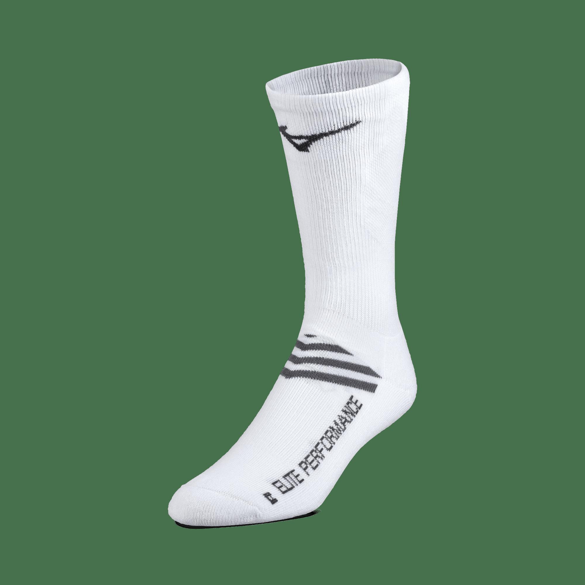 mizuno performance plus volleyball crew socks