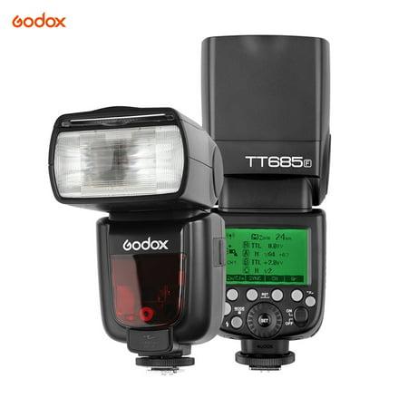 Godox Thinklite TT685F TTL Camera Flash Speedlite GN60 2.4G Wireless Transmission for Fuji X-Pro2 X-T20 X-T2 X-T1 X-Pro1 X-T10 X-E1 X-A3 X100F X100T