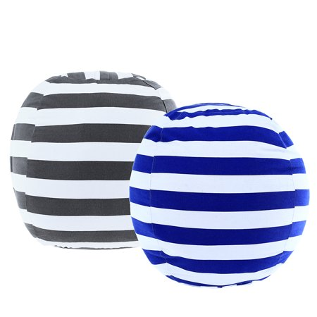 2 Pack Stuffed Animal Storage Bean Bag Cover 23