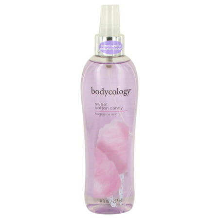 (2 pack) Bodycology Bodycology Sweet Cotton Candy Body Mist for Women 8 oz