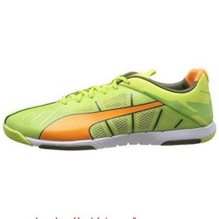f4cc2b5ee5c5 PUMA - Puma Men s Neon Lite 2.0 Green Orange Sneaker 11.5M - Walmart.com