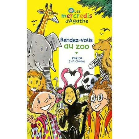 Rendez-vous au zoo (Les mercredis d'Agathe) -