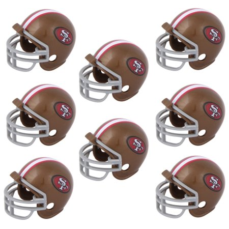 Riddell San Francisco 49ers Helmet Party Pack - No Size - Sf Halloween Party 2017