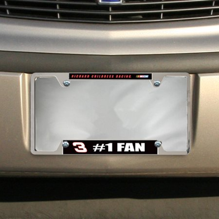 WinCraft Richard Childress Racing Metal License Plate Frame - No