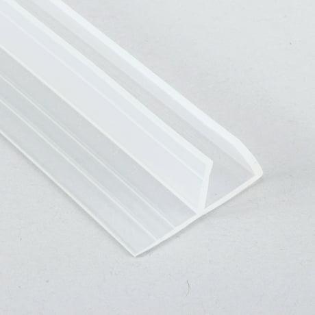 78 7 pouces en forme f fen tre joint porte douche sans cadre clair pour verre 3 8 pouce. Black Bedroom Furniture Sets. Home Design Ideas