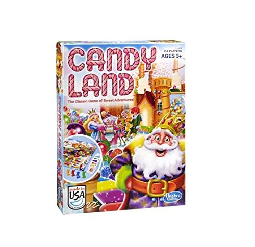 Candy Land The World of Sweets Game (Amazon Exclusive), USA, Brand Hasbro by