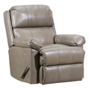 Rocker Recliner in Taupe