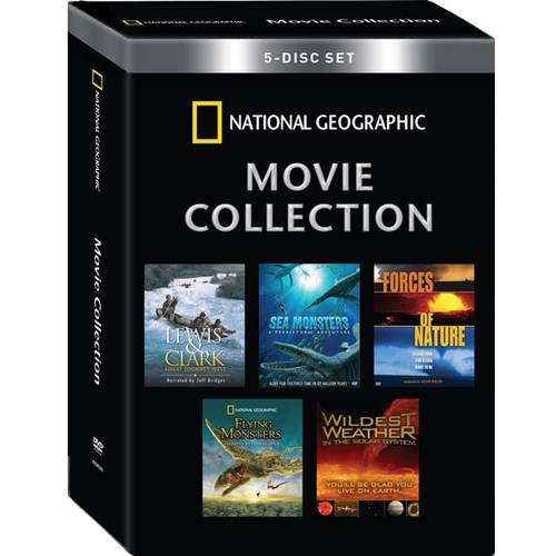 National Geographic Movie Collection (Widescreen)