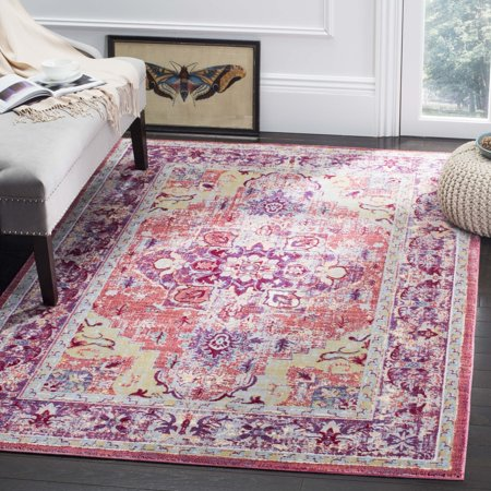 Safavieh Claremont Roseann Traditional Area Rug or Runner - Walmart.com