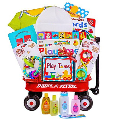 Baby Einstein Play Time Wagon, 1 by the cashmere bunny