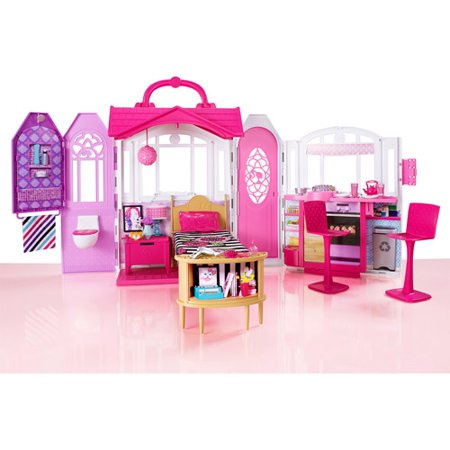 Barbie Glam Getaway House (Super Pet Woodland Getaway Houses)