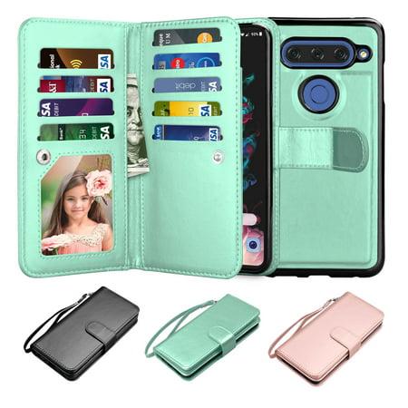 Njjex Wallet Case For 6.4