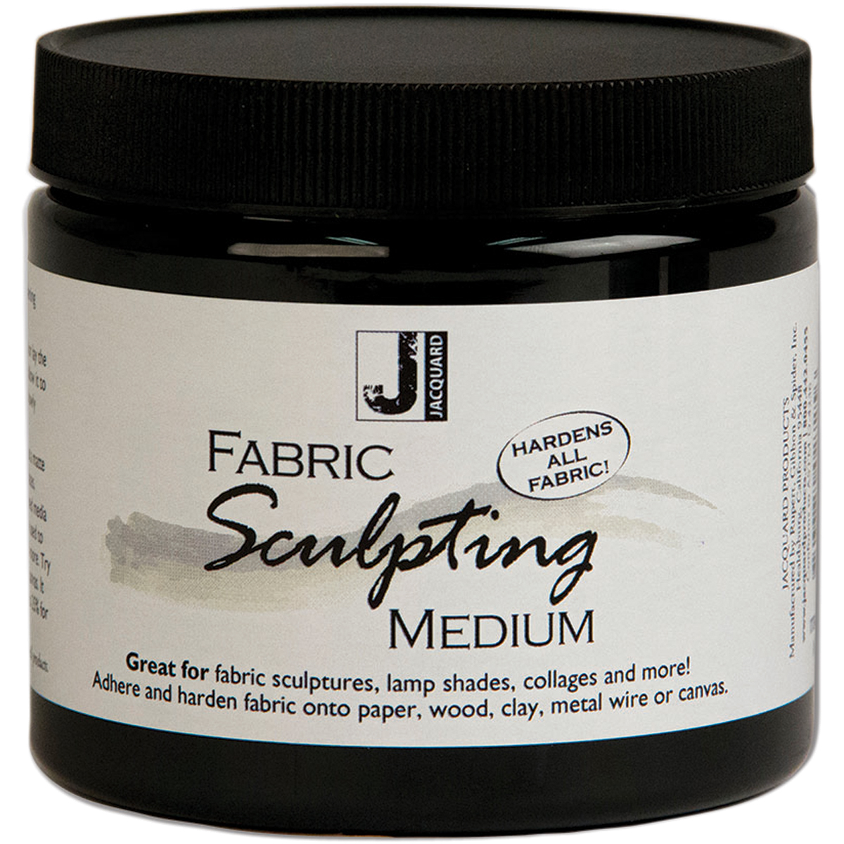 Jacquard Fabric Sculpting Medium 16oz-