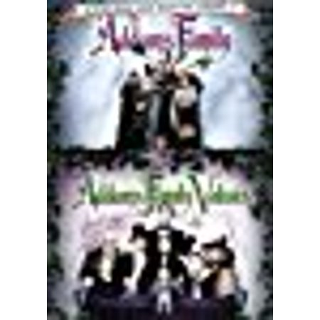 The Addams Family / Addams Family Values (Halloween With The New Addams Family)