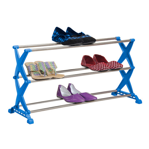 Bonita Stylo 10 Pair Stackable Shoe Rack