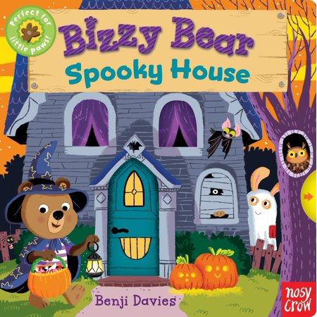 Spooky House (Board Book) - Spooky Halloween Song List