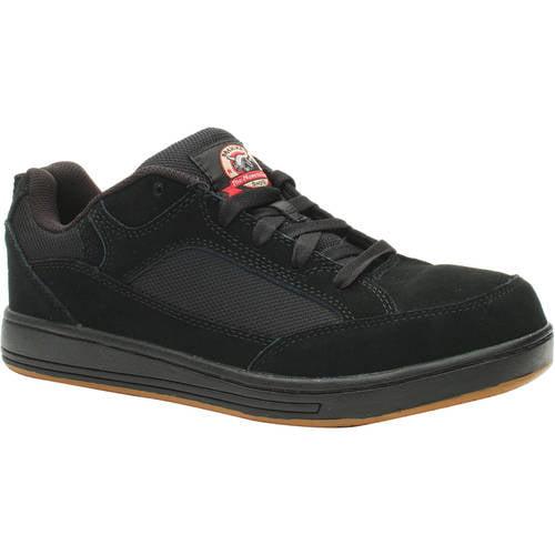 Brahma Mens Grate Steel Toe Skate Sneaker