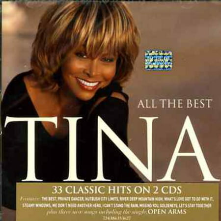 All the Best (CD) (Remaster) (Tina Turner Cd All The Best)