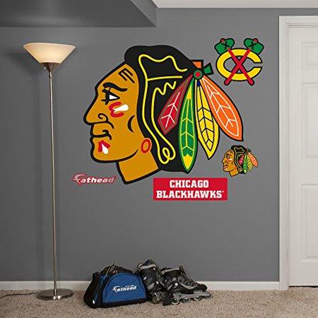 NHL Chicago Blackhawks 2014 RealBig Logo 64-64314