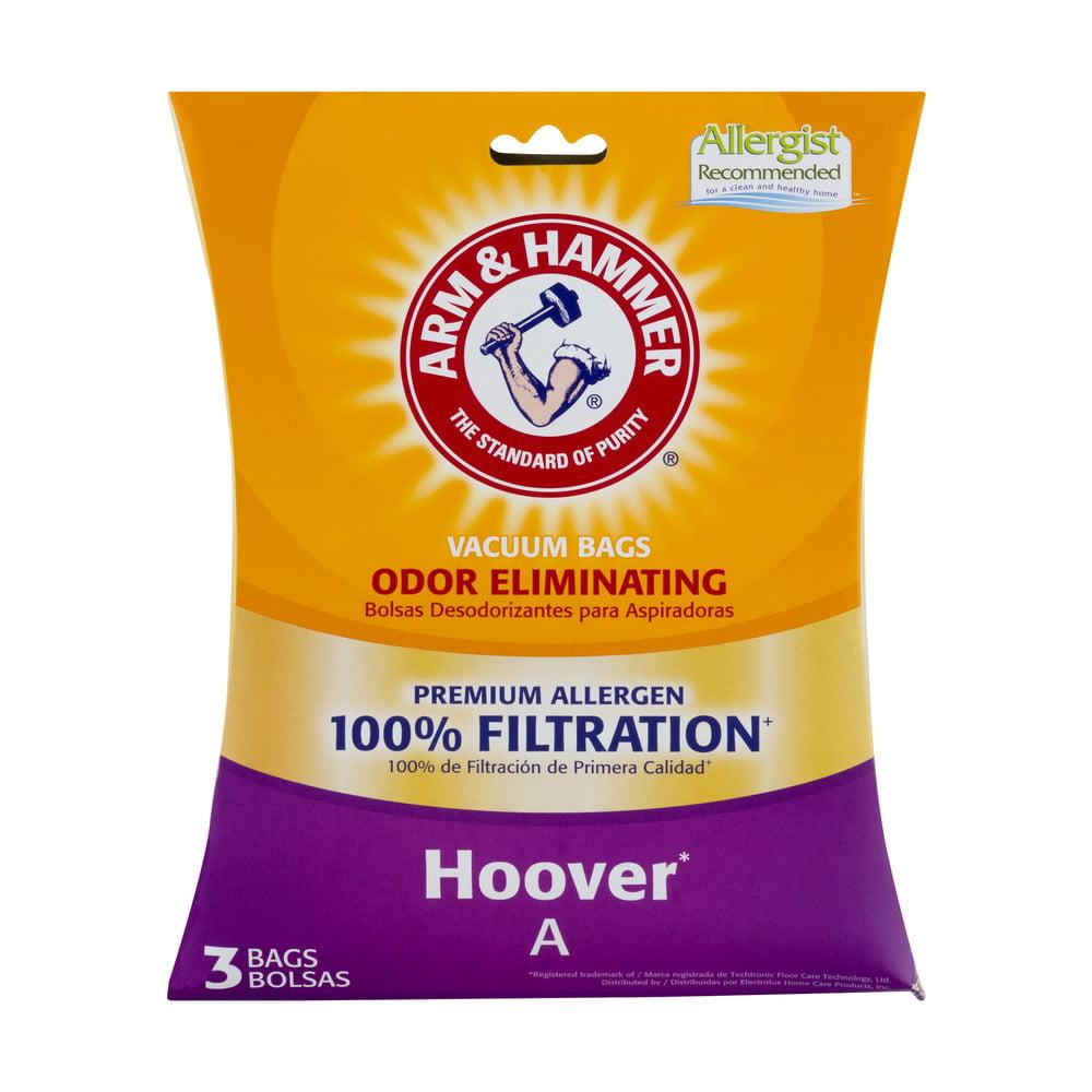 Hoover Type A Premium Allergen Bag Pkg