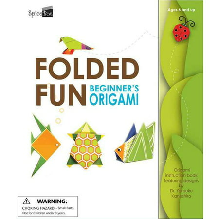 Folded Fun Beginner's Origami
