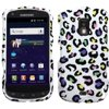 Samsung R940 Galaxy S Lightray 4G/R930 Galaxy S Aviator MyBat Protector Case, Colorful Leopard This case comes in various designs to fit the style of your phone.
