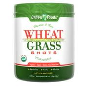 Wheat Grass Shot 30 Servings Green Foods 5.3 oz Powder