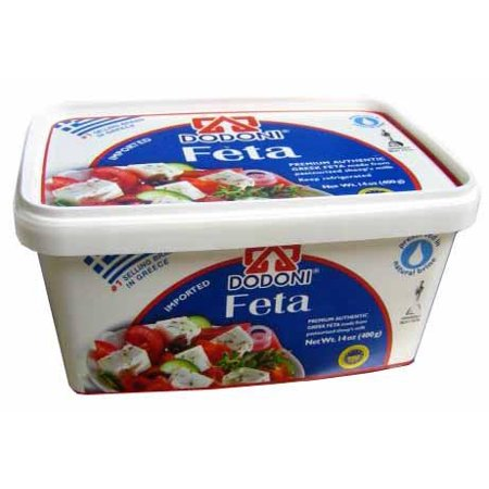 Greek Feta Cheese Dodoni, 400g