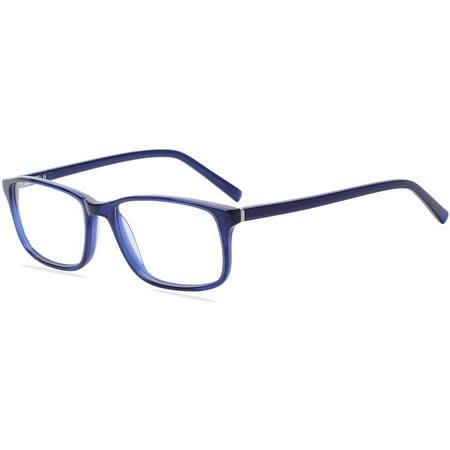 Trend by DNA Mens Prescription Glasses, DNA4010 Indigo